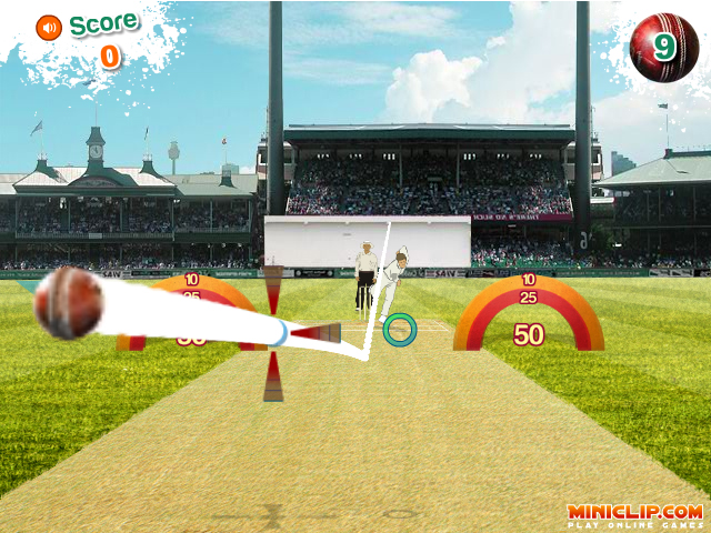 Cricket games from miniclip download.